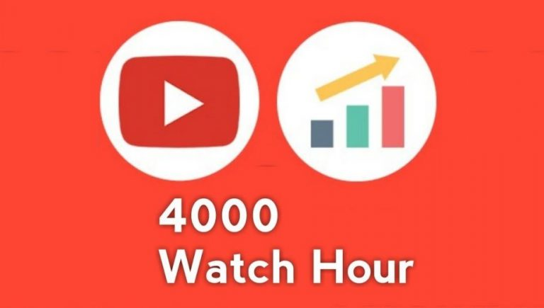 To boost your YouTube channels, you must buy YouTube watch hours